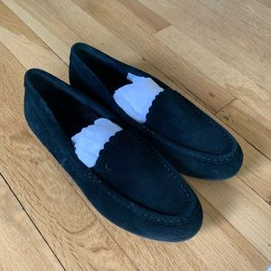 Vionic Black McKenzie Slippers